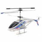 LS-Model WMY120 Rechargeable 3-CH IR Remote Control R/C Helicopter - White