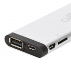 iMito MX1 Dual Core Android 4.1.1 Google TV Player w/ Bluetooth / 1GB RAM / 8GB ROM / XBMC - Silver
