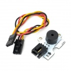 Octopus Passive Buzzer Brick with Cable - White
