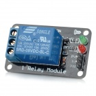 1 Channel 5V Relay Module - Black + Blue
