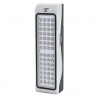 TD-478 Rechargeable Energy-Saving 56-LED 2-Mode 336lm White Light Lamp (AC 110~220V)