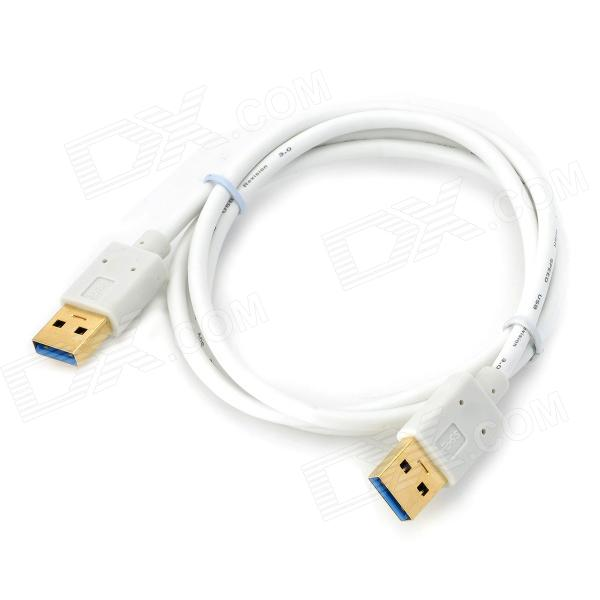 USB 3.0 Male to Male Extension Cable - White (1m) agents of mayhem digital edition [pc цифровая версия] цифровая версия