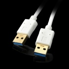 USB 3.0 Male to Male Extension Cable - White (1m)