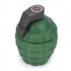 MK2 Grenade Shaped Stainless Steel Cup - Green (60ml)