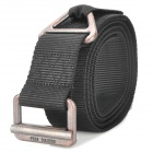 Free Solider Outdoor Tactical Rescue Waist Belt - Black (Size L / 127cm)