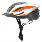 SLANIGIRO Outdoor Bicycle Bike Riding Helmet - Orange + Black + Grey