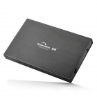 "Blueendless BS-U25YA USB 2.0 Hard Disk Drive Enclosure Case for 2.5"" SATA HDD - Black (Max 750GB)"
