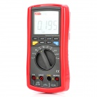 UNI-T UT70B Modern Digital Multi-purpose Meters - Red + Deep Grey