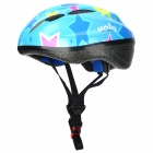 TK121106 Cycling Safety Bike Helmet for Kids - Blue (Size M)