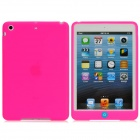 Protective Soft Silicone Case for iPad Mini - Deep Pink