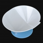 Creative Salad Bowl Set - Blue + White