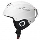 PROPRO SHM-001 Outdoor Sports Skiing Windproof Warmer Helmet - White