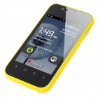 "CUBOT C7 Android 2.3 GSM Smartphone w/ 3.5"" Capacitive Screen, Quad-Band, Dual-SIM and Wi-Fi - Red"