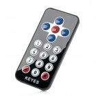 17-Key IR Remote Control for Smart Car - Black (1 x AG10)