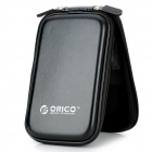"ORICO PHF-25 Protective Hard Shockproof Bag Case for 2.5"" Hard Disk Drive - Black"