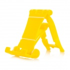 F1 Racing Car Style Holder Mount for iPhone / iPad - Yellow