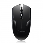 Hyundai HY-M3163 Wired USB 2.0 2400dpi Optical Mouse - Black (150cm-Cable)