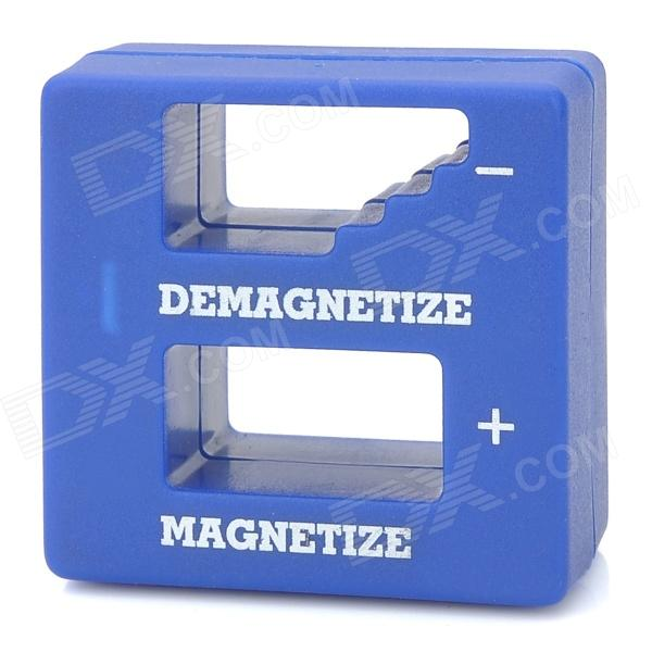 ProsKit 8PK-220 Magnetizer / Demagnetizer Tool - Blue - DXOther Tools<br>Brand ProsKit Model 8PK-220 Quantity 1 Color Blue Material magnet Features Magnetizes or demagnetized steel tools like screwdrivers or small parts Application Magnetizes or demagnetized steel tools like screwdrivers or small parts Other A useful tool for repair project Packing List 1 x Magnetizer / demagnetizer tool<br>