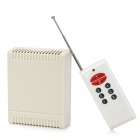 CDT-8L 12V 8-Channel Wireless Remote Controller Switch - White