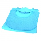 Baby Care Bath Towel Sleeping Bag - Blue