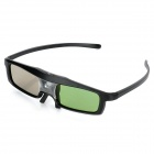 TV023 USB Rechargeable IR 3D Active Shutter Glasses for 3D TVs - Black