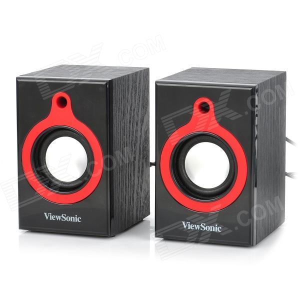 Viewsonic M201 Portable Music Speaker For Pc Laptop