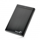 "Seagate STBU1000300 Backup Plus Portable USB 3.0 External Mobile 2.5"" Hard Disk Drive - Black (1TB)"