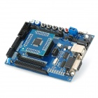 DIY MSP430F149 STM Minimum System Development Board w/ BSL Download / Remote Control - Blue + Black