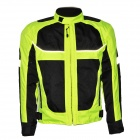 Outdoor Motorcycle Riding Oxford Cloth Reflective Stripe Winter Long Sleeve Jacket (Size XL)