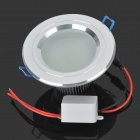 6W 500lm 3000K chaud blanc 15-SMD 5630 LEDs lampe plafond - argent (85 ~ 265V)