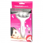 TouchBeauty AS-0888 Photon Skin Treatment Infrared IR Therapy Roller - White + Silver