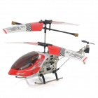 SH-6020-1 Rechargeable 3.5-CH IR Remote Control R/C Helicopter with Gyro - Red