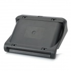Double Charging Dock Station for Wii U - Black
