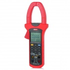 "UNI-T UT243 2.5"" LCD Electric Clamp Harmonic Wave Power Meter - Red + Deep Grey (4 x AA)"