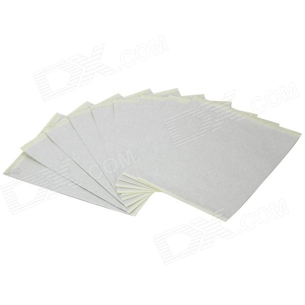 ZY008 Tattoo Thermal Stencil Transfer Paper - White (10 PCS)