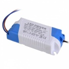 20W LED Constant Current Power Supply Driver - Blue + Beige (AC 85~265V)