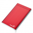 "Seagate Backup Plus STBU1000103B 2.5"" USB 3.0 1TB Hard Drive - Red"
