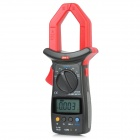 "UNI-T UT206 2.3"" LCD Digital Clamp Multimeter - Red + Dark Grey (1 x 9V Battery)"