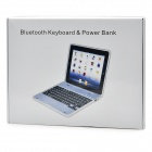 78-Key Bluetooth V3.0 Wireless Keyboard w/ Protective PC Back Case Stand for Ipad 2 / New Ipad
