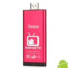 NX003 Android 4.1.1 Dual Core Google TV Player w/ Wi-Fi / 1GB RAM / 8GB ROM / Bluetooth - Deep Pink