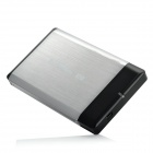 "Blueendless BS-U23G USB 3.0 2.5"" SATA HDD Enclosure - Black + Silver"