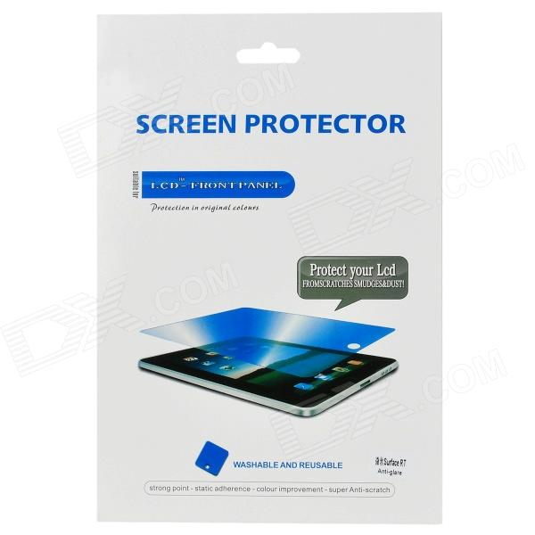 Protective Matte Screen Protector for Microsoft Surface RT - Transparent