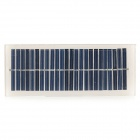 Solar Power Panel - 166*65mm (12V 80mA)