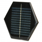 Solar Power Hexagon Panel - 8.8*7.6cm (6V 120mA)