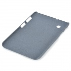 Protective Matte PC Hard Back Case for Samsung Galaxy Tab P3100 / P3110 - Grey