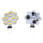 G4 2.9W 270LM Warm White Light 12*SMD 5630 LED Plate Module (2 PCS)