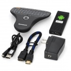 UG802 + N5901 Dual-Core Android 4.1 Google TV Player w/ Wi-Fi / Air Mouse / 1GB RAM / 4GB ROM