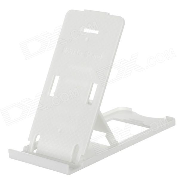 Super Light Universal Stand for Iphone / Ipad / E-Reader + More - White
