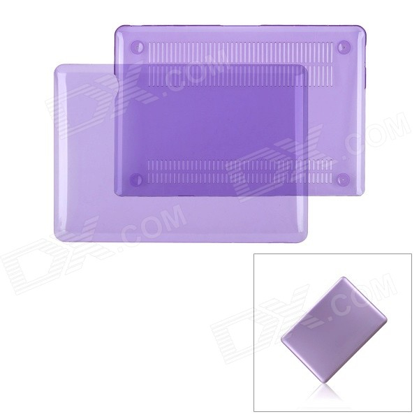 Protective Frosting PC Front & Back Case for Apple MacBook Pro 13.3