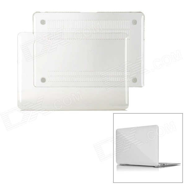 Protective Frosting PC Front & Back Cover Case for Apple MacBook Air 13.3